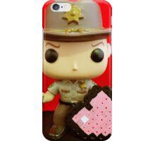 Rick Grimes Valentines iPhone Case/Skin