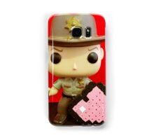 Rick Grimes Valentines Samsung Galaxy Case/Skin