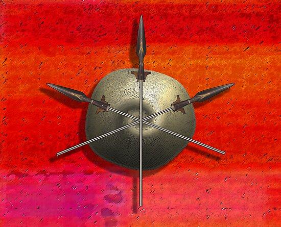 COAT OF ARMS by Paul Quixote Alleyne