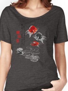 Chinese Painting Women's Relaxed Fit T-Shirt