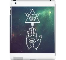 Hamsa of Providence iPad Case/Skin