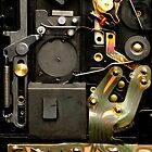 Inside a Polaroid Land Camera by M. van Oostrum