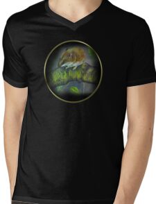 Field mouse Mens V-Neck T-Shirt
