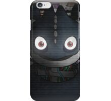 Smiley and Marionette Design iPhone Case/Skin