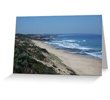 Torquay, Victoria. Greeting Card
