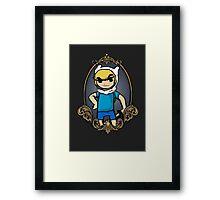 Legend Of Zelda - Zelda Time Framed Print