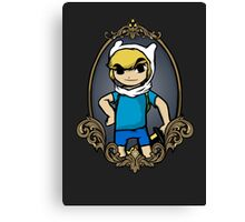 Legend Of Zelda - Zelda Time Canvas Print