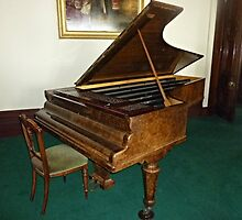 *Music Room at Government House*  by EdsMum