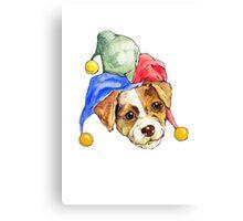 Dog - matic Canvas Print