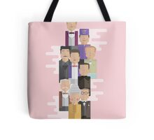 The Grand Budapest Hotel: Character Print Tote Bag