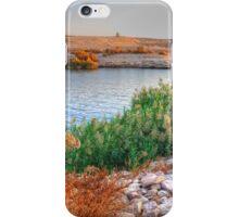 Lake Nasser at Sunset iPhone Case/Skin