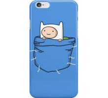 Pocket Finn iPhone Case/Skin