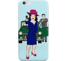 Agent Carter iPhone Case/Skin