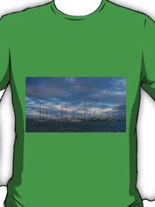 Corpus Christi Sunset2- Texas T-Shirt