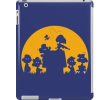 Peanuts Zombie iPad Case/Skin