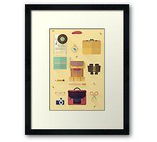 Moonrise Kingdom: Collection Print Framed Print
