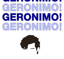 Geronimo! by punsnproses