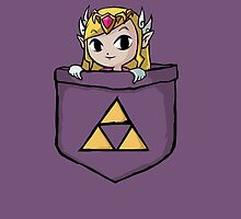 Pocket Zelda by Seignemartin
