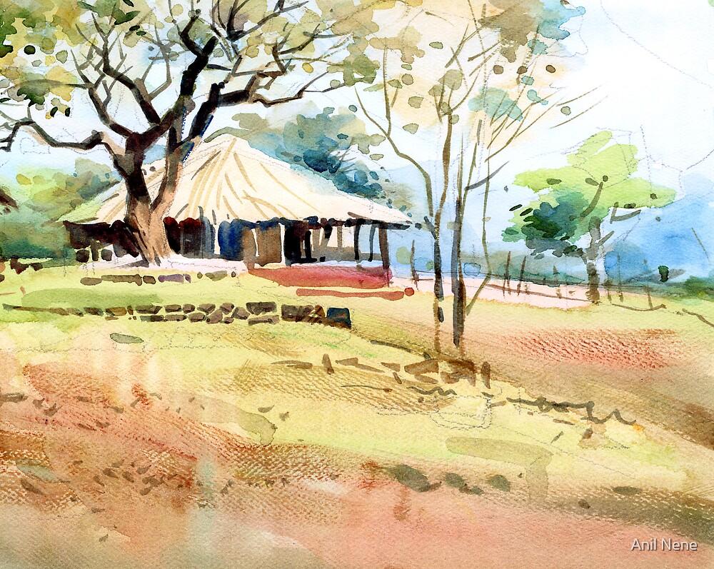 Gazebo by Anil Nene