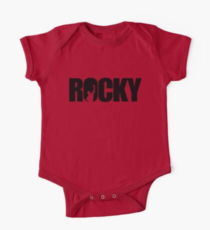 Rocky One Piece - Short Sleeve
