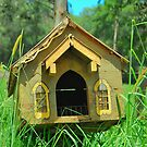 Little House Box # 12 by Penny Smith