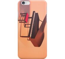 Piano Lowpoly iPhone Case/Skin