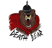 Death Bear Photographic Print