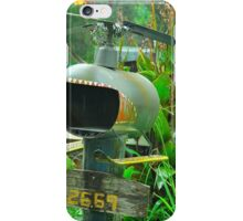 Helicopter Box iPhone Case/Skin