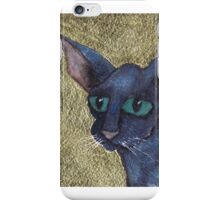 ORIENTAL CAT iPhone Case/Skin