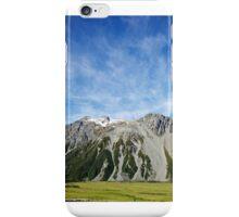 Mt Cook, South Island III iPhone Case/Skin