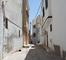 tunisia street of the old by mrivserg