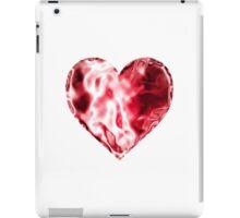 Rose Rubin Heart iPad Case/Skin