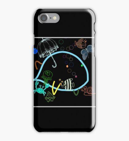 cool sketch 11 iPhone Case/Skin