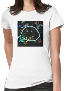 cool sketch 11 Womens Fitted T-Shirt