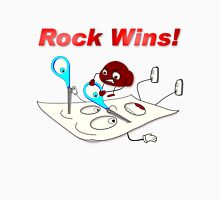 Rock Wins! Unisex T-Shirt