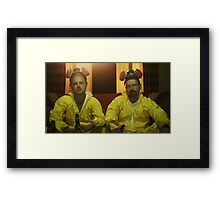 Jessie and Walter Framed Print