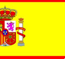 flag of Spain Sticker