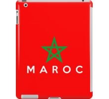 Maroc iPad Case/Skin