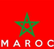 Maroc by tony4urban