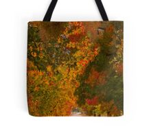 Bright Path Tote Bag