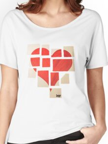 Della's Heart Women's Relaxed Fit T-Shirt