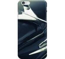 1955 Chevy BelAir in Black and White iPhone Case/Skin