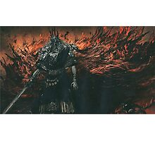 Gwyn. Lord of Cinder Photographic Print