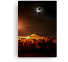 Highland Games, Tulsa, Oklahoma Canvas Print