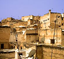 Technology City Morocco by RenaeMackay