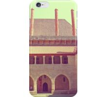 Palácio Duques de Bragança. The Palace of the Dukes of Braganza iPhone Case/Skin