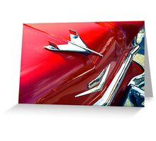 1955 Chevy BelAir  Greeting Card