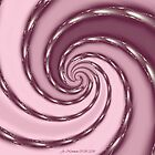 Raspberry Swirl by Jo Newman