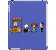 Batman Peanuts iPad Case/Skin