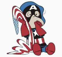 Captain America Linus by Patritius